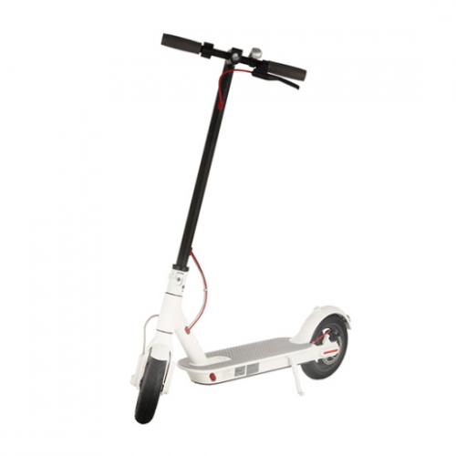 Белый Xiaomi Electric Scooter